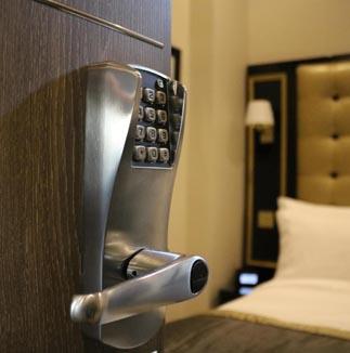 Cerradura PIN Hotel Sin Recepción
