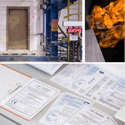 Normativas y Certificados en la Puerta
