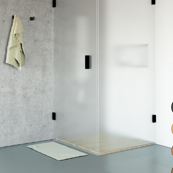 Elementos constructivos para ducha