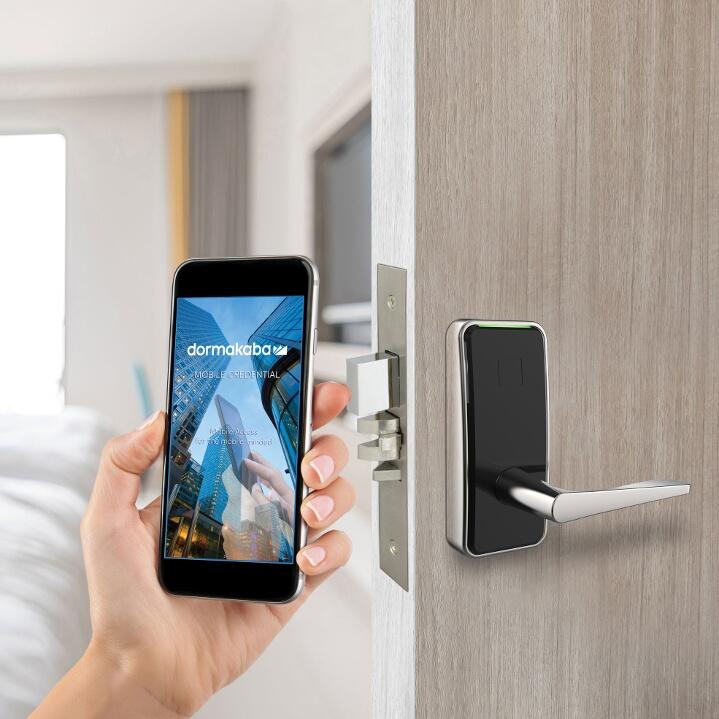 Cerraduras electrónicas para Hotel
