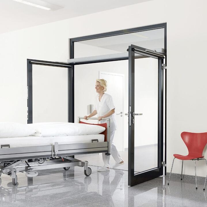 Automatismos para puertas batientes