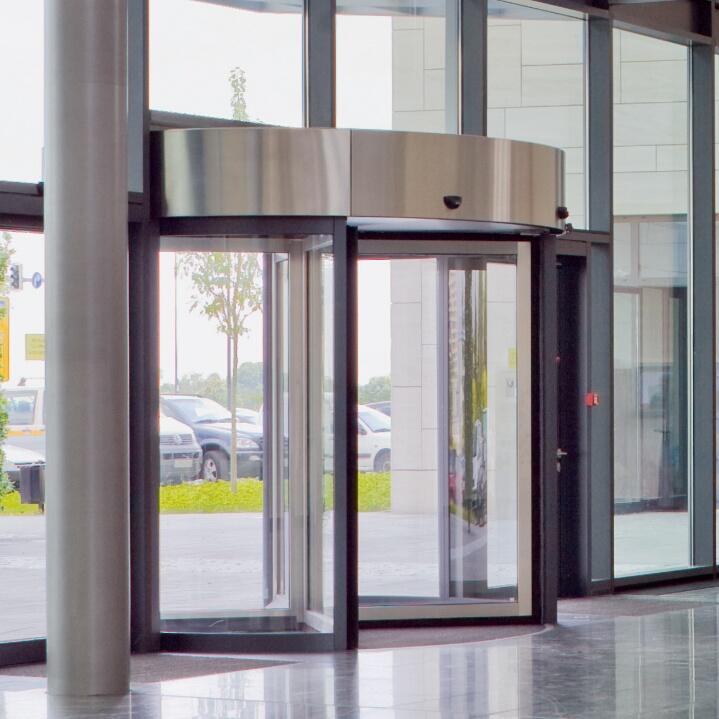 Puertas Giratorias Automáticas