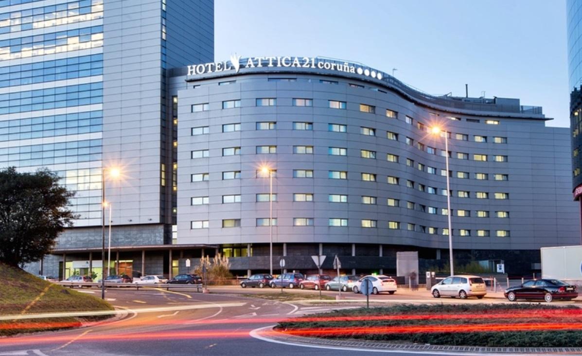 Hotel Attica 21 - A Coruña
