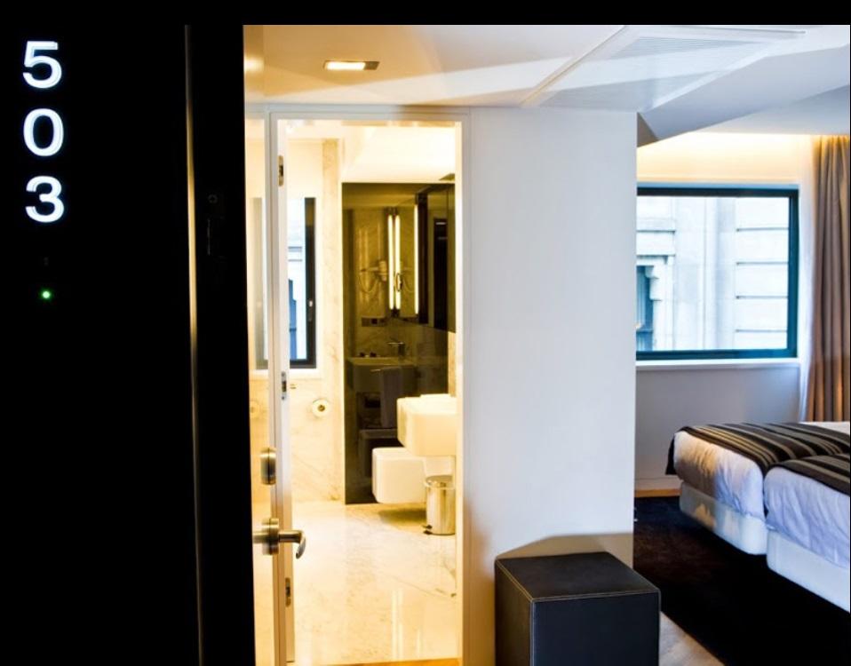 Hotel Inffinit - Vigo