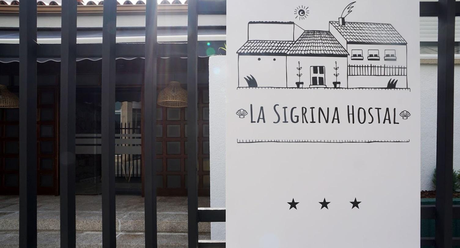 Hostal  La Sigrina, Tui