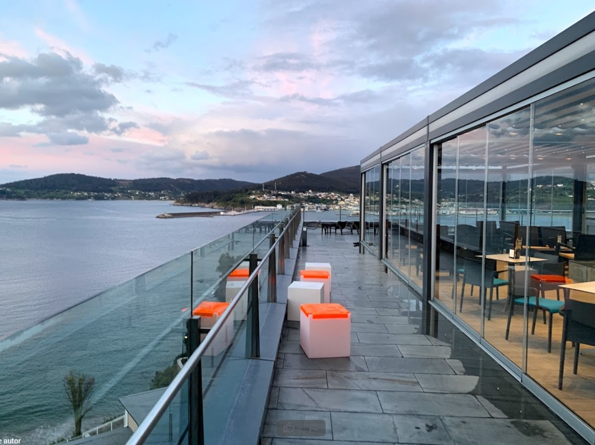 Hotel Resort Las Sirenas, Viveiro.