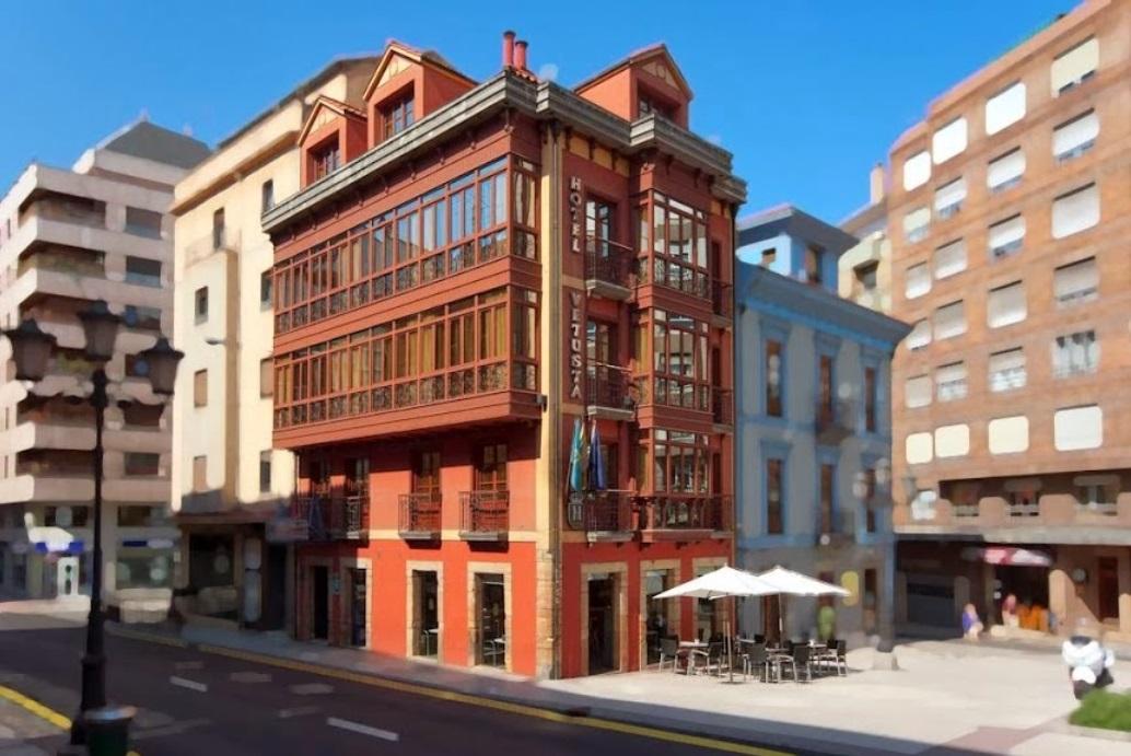 Hotel Vetusta - Oviedo