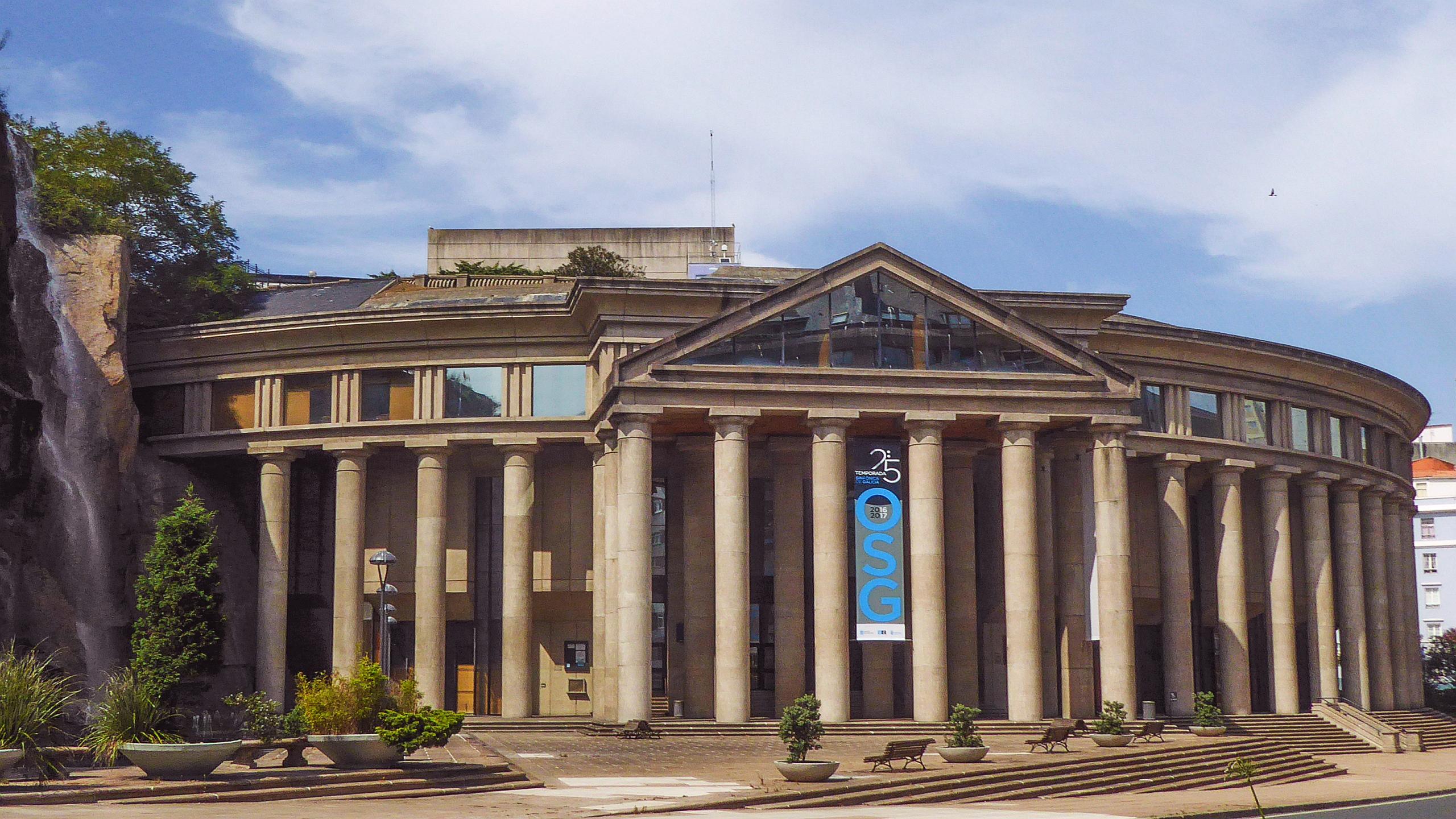 Palacio de La Música - A Coruña